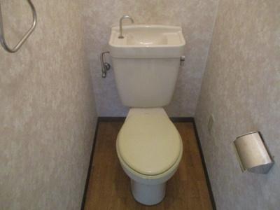【トイレ】ロジュマン天下茶屋
