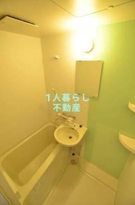 バストイレ別です。