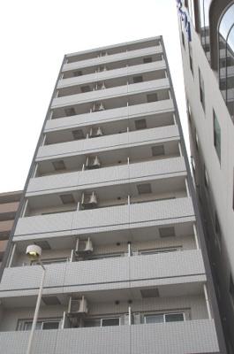 「2007年3月竣工の分譲賃貸マンション」