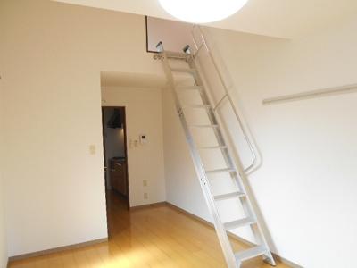 居室照明付き^^