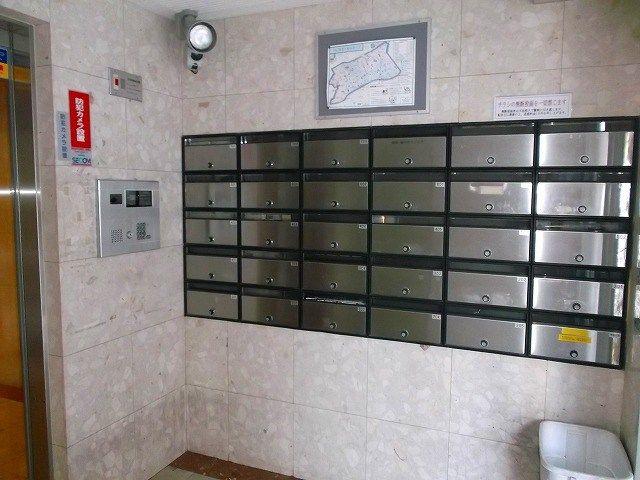 ルブラン薬院(4LDK) メールボックス