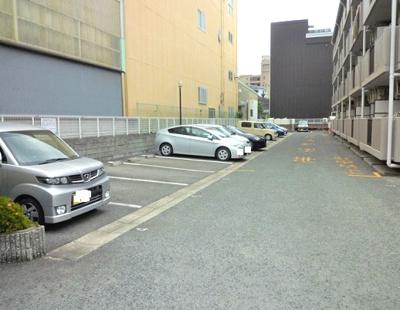 【駐車場】ベルデ堺東
