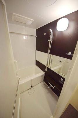【浴室】フェルクルール東京スカイテラス