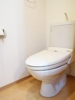 【トイレ】プロヴァンス壱番館