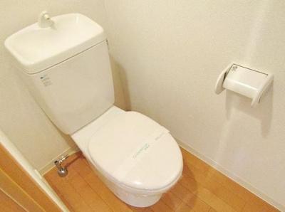【トイレ】シエールグラン上池台