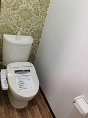 【トイレ】上十条1丁目アパート