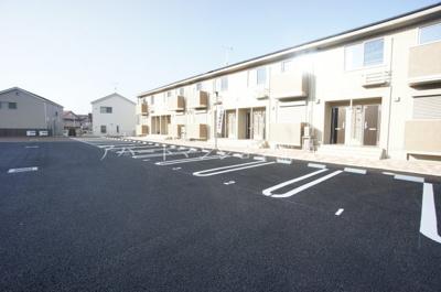 【駐車場】サンモールA
