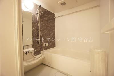 【浴室】サンモールA