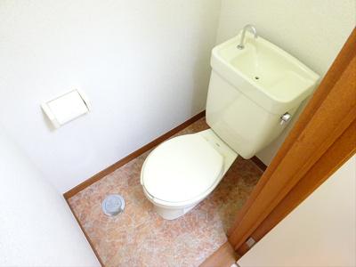 【トイレ】メゾンマヌワール