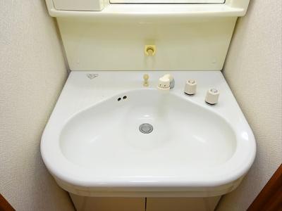 【洗面所】メゾンマヌワール