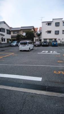 【外観】村尾御願塚駐車場