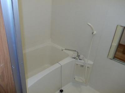 【浴室】ハーブテラスⅡリーフ