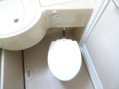 【トイレ】メゾンジョリ