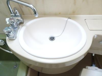 【洗面所】メゾンジョリ