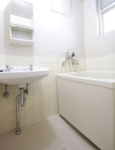 【浴室】サンファスト中野新井