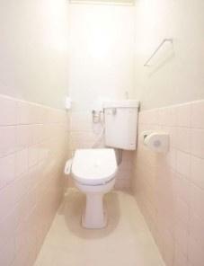 【トイレ】サンファスト中野新井