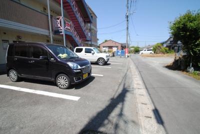 【駐車場】コンバーチブルI