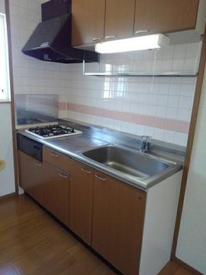 【キッチン】フロールパティオ