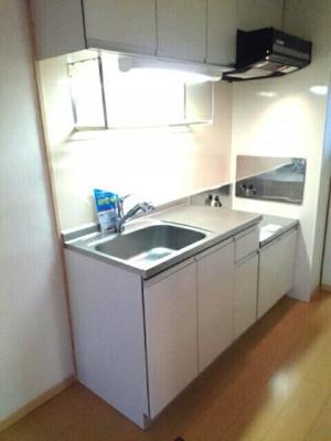 【キッチン】ドルチェ宮ノ陣