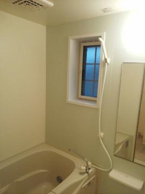 【浴室】クレーデレ・N