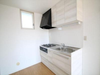 キッチン(別の部屋の画像です)