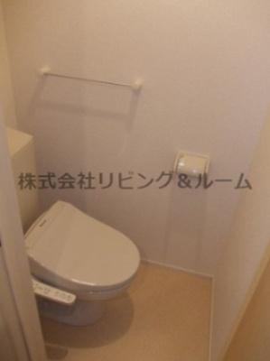 【トイレ】セイバリーヒル Ⅱ棟