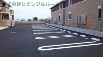 【駐車場】セイバリーヒル Ⅱ棟