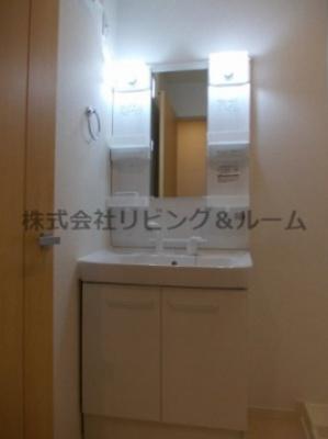 【洗面所】セイバリーヒル Ⅱ棟