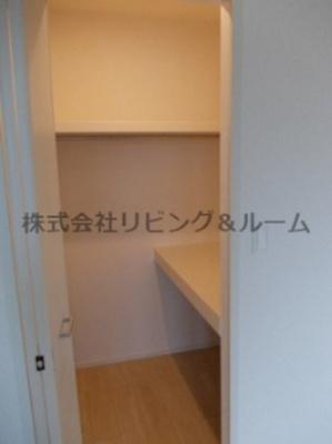 【収納】セイバリーヒル Ⅱ棟