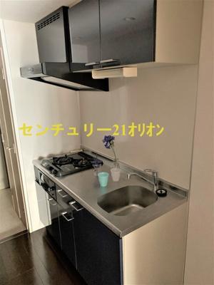 【キッチン】クレアシオン目白通り