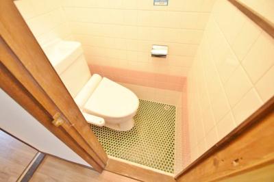 【トイレ】はびきの1丁目貸家