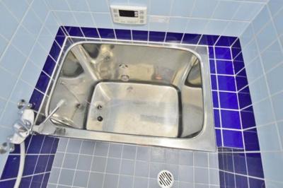 【浴室】はびきの1丁目貸家