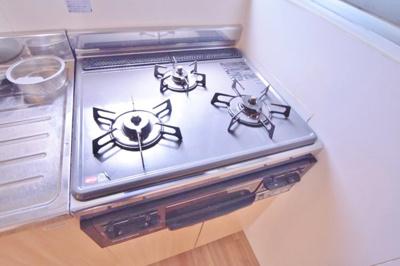 【キッチン】はびきの1丁目貸家