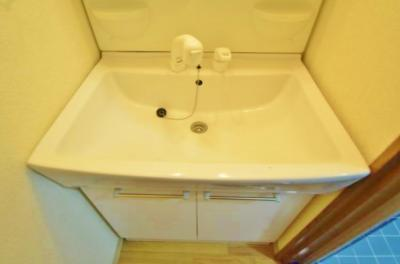 【洗面所】はびきの1丁目貸家