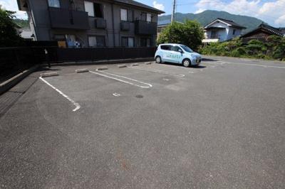 【駐車場】ウィルモアSHIGENO Ⅰ棟