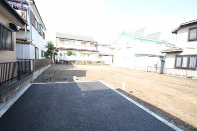 【外観】厚木市飯山 売地 全3区画