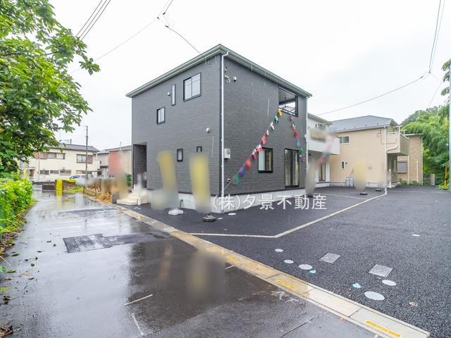 【外観】川口市大字木曽呂218-2(2号棟)新築一戸建てクレイドルガーデン