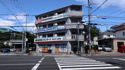 【外観】プラザ学園南