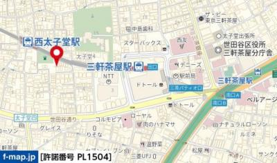 【地図】メゾン・ド・ブリーヤン