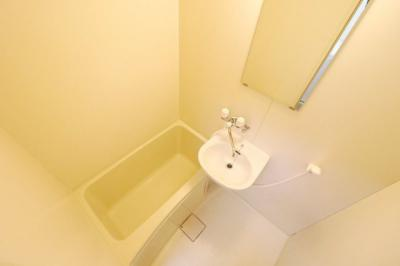 【浴室】レオパレスコーワ