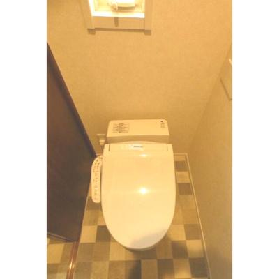 【トイレ】サクラブルーム