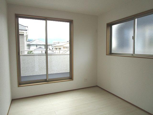 【和室】早良区梅林6丁目新築戸建 3号棟