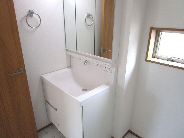 【浴室】早良区梅林6丁目新築戸建 3号棟