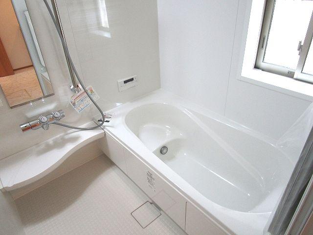 【浴室】早良区梅林6丁目新築戸建 4号棟