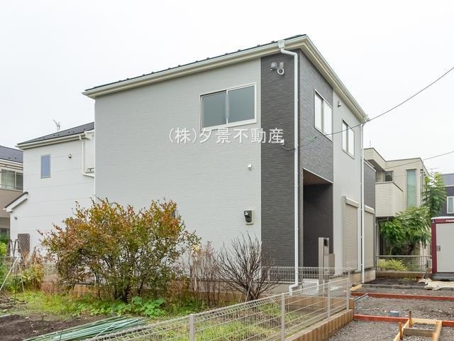【外観】川口市長蔵2丁目26-16(2号棟)新築一戸建てリーブルガーデン