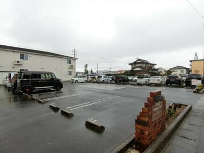 【駐車場】メゾン・ド・アンジュA