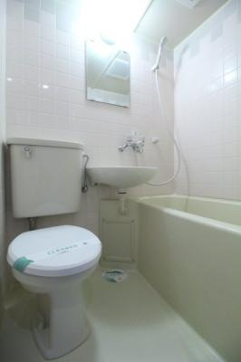 【浴室】菱和パレス世田谷代田