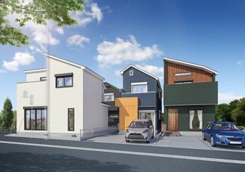 小平市津田町3丁目の新築一戸建の画像