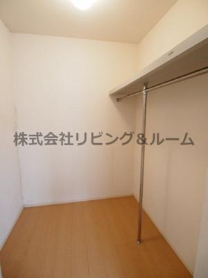 【収納】カサブランカ A棟