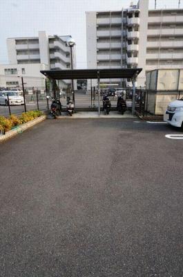 【駐車場】ソレアード小柳